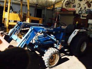 Heavy Equipment MTCE and Repairs-Farm, Construction, etc.