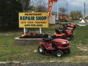 John Deere Lawn Mower / Maintenance & Repair