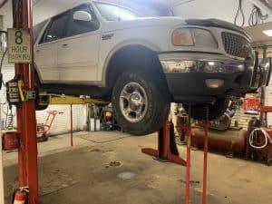 Automotive Maintenance & Repair, Pancoast Repair